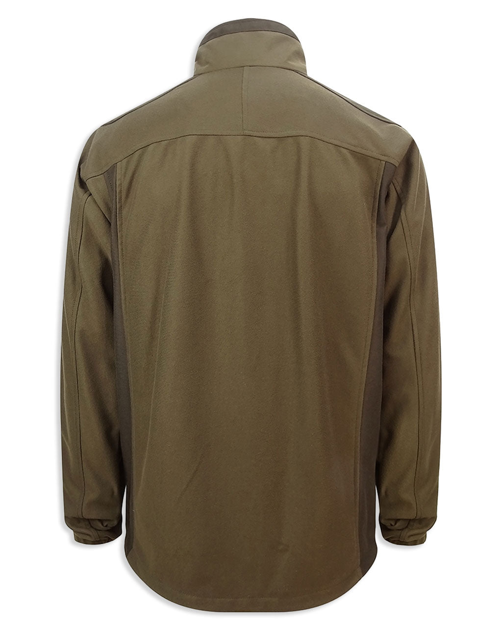 Back View Hoggs Kinross Waterproof Field Jacket