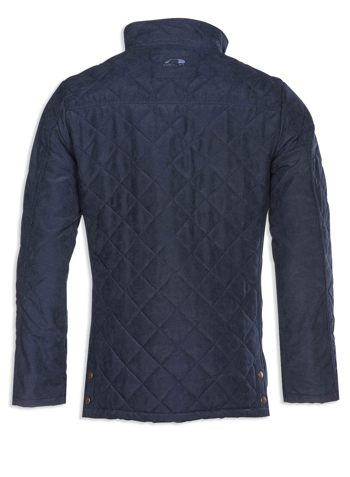 rear view Baleno Cheltenham Quilted Jacket