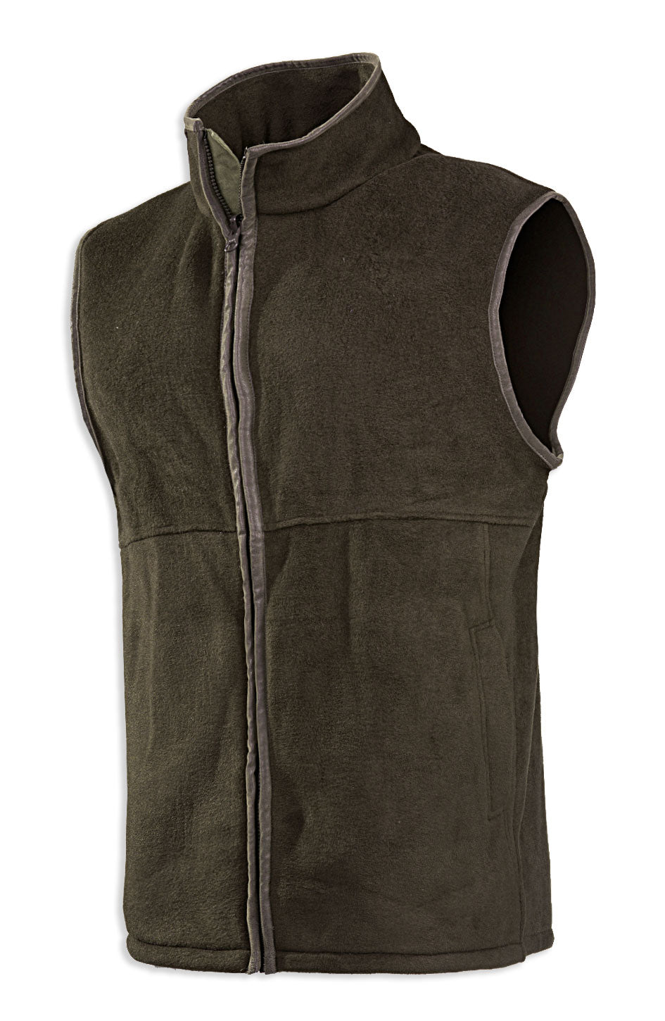 green Baleno Wizz Kids Fleece Gilet
