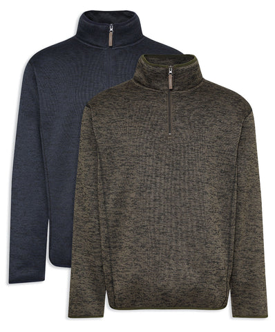 9982222bc4e9 Champion Banff Zip Neck Sweater