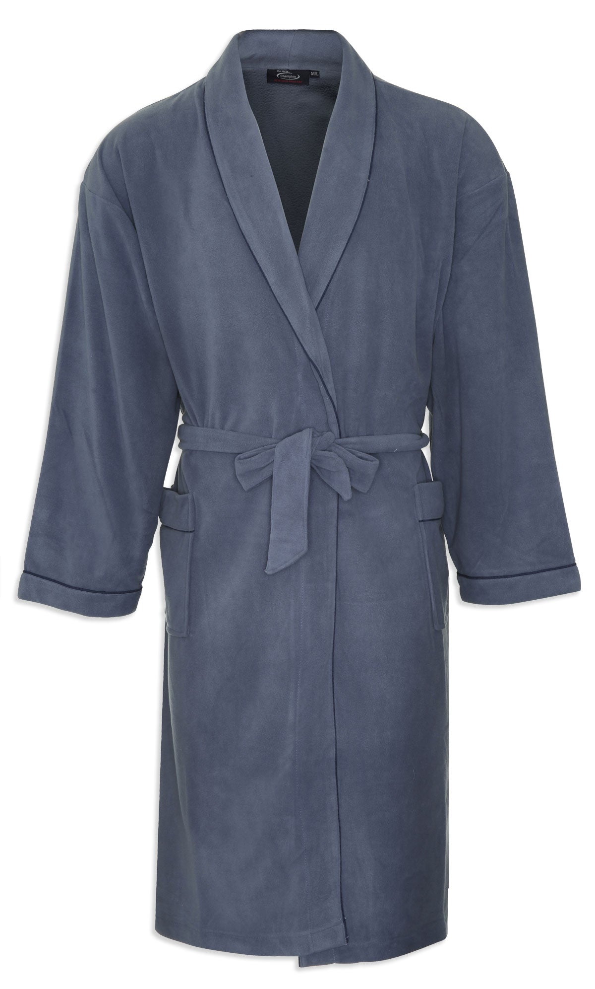 robe without stripes Champion Hampstead Microfleece Dressing Gown