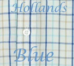 blue tattersall check