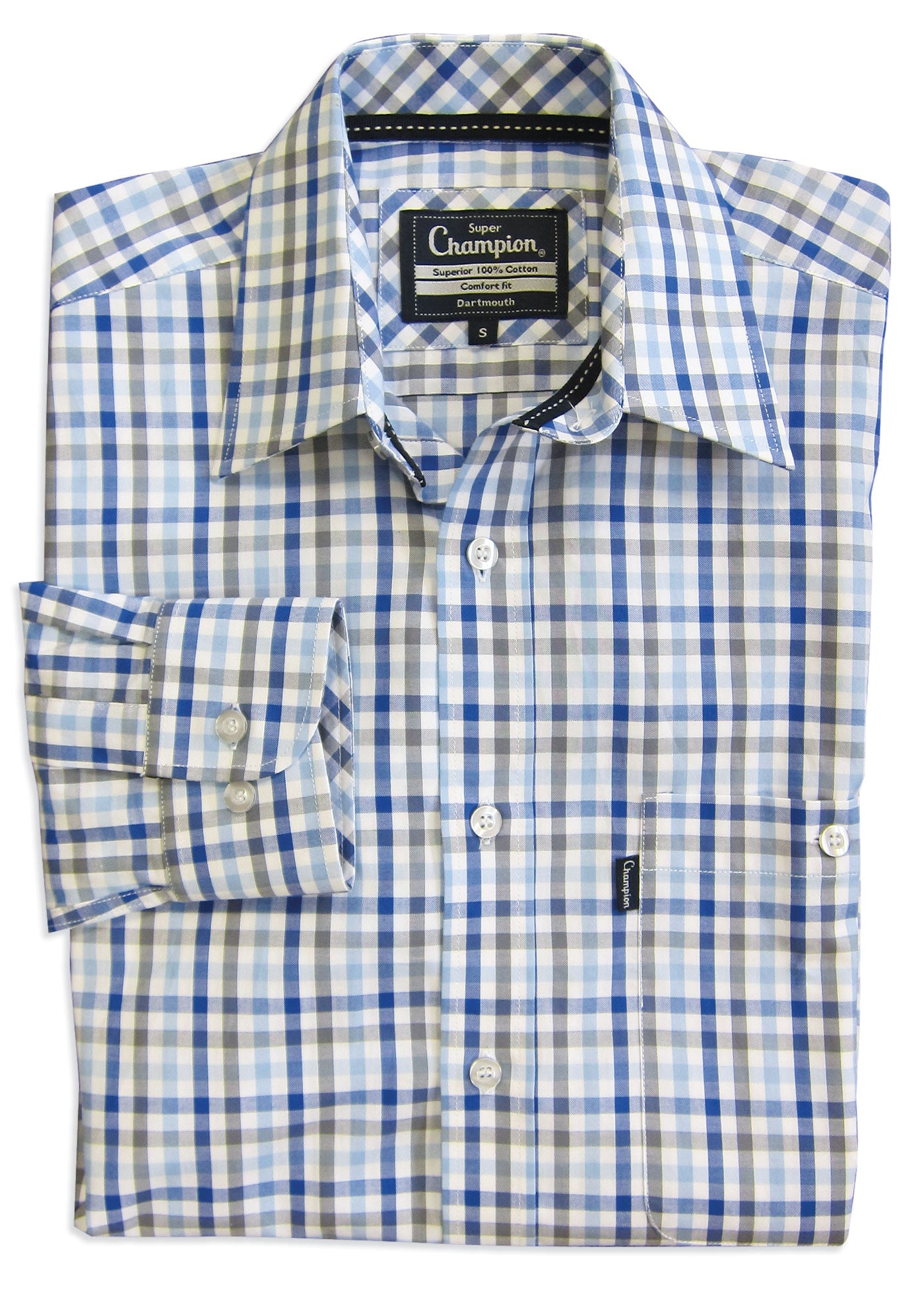 Champion Dartmouth Check Shirt