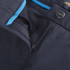 Musto Zip Fly and Buttons
