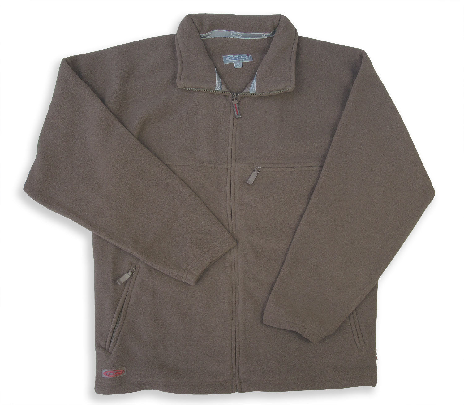 in taupe brown Buxton TLS fleece
