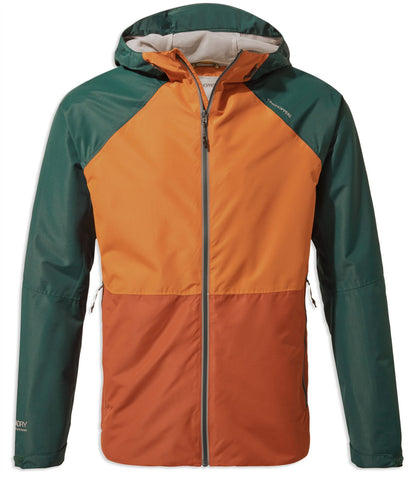 Craghoppers Horizon Waterproof Jacket | Mountain Green