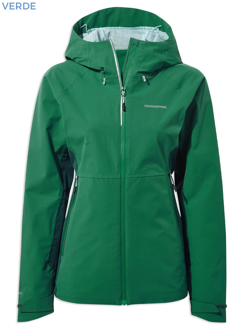 Verde Craghoppers Haidon Waterproof Jacket