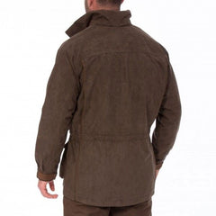rear view Alan Paine Cambridge Waterproof Jacket