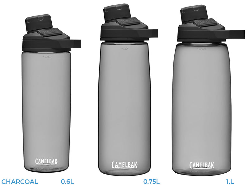 Charcoal CamelBak Chute Mag Bottle