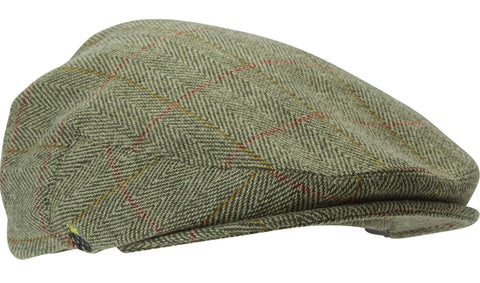 Moorland dried herb top quality Flat Cap from Deerhunter