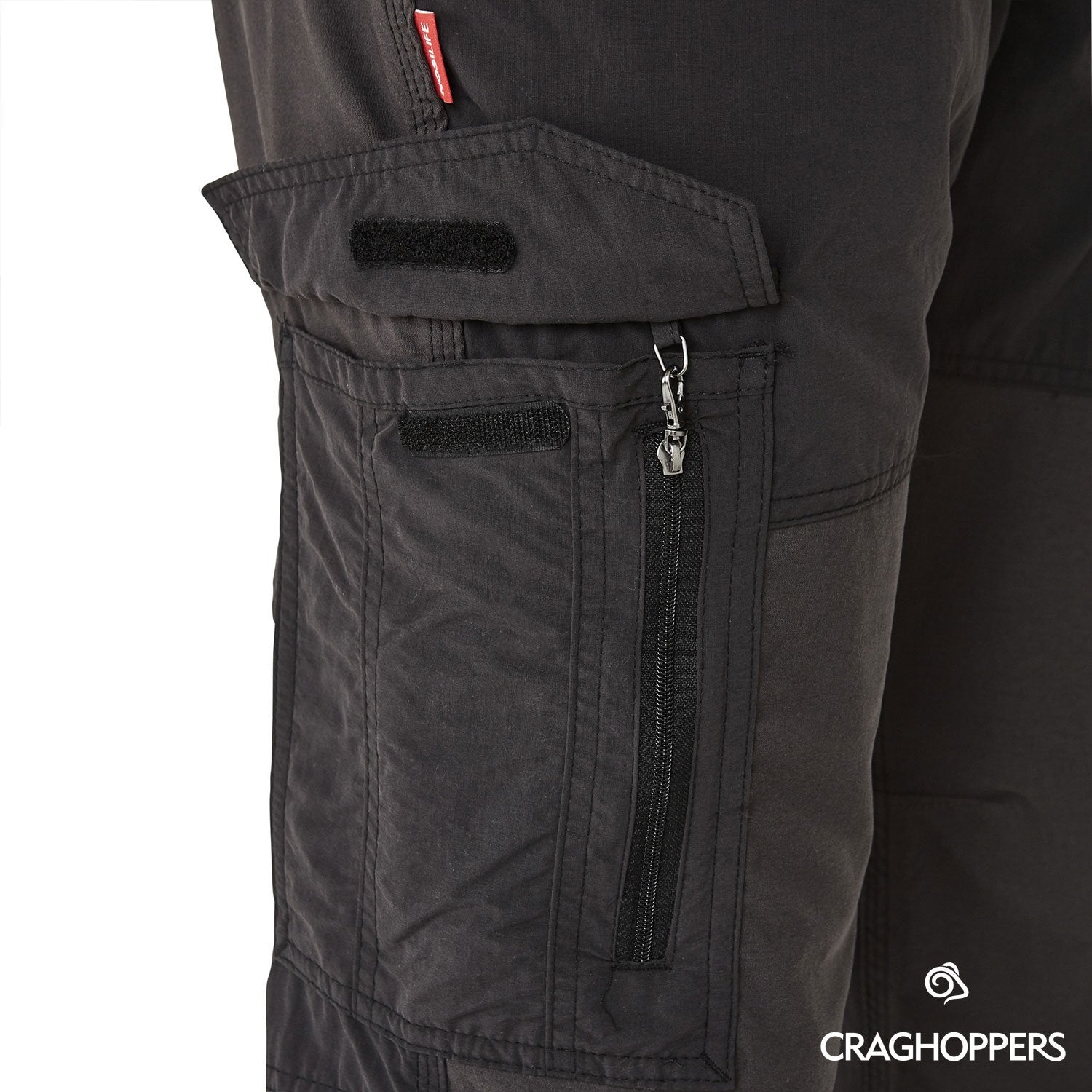 Thigh cargo pocket