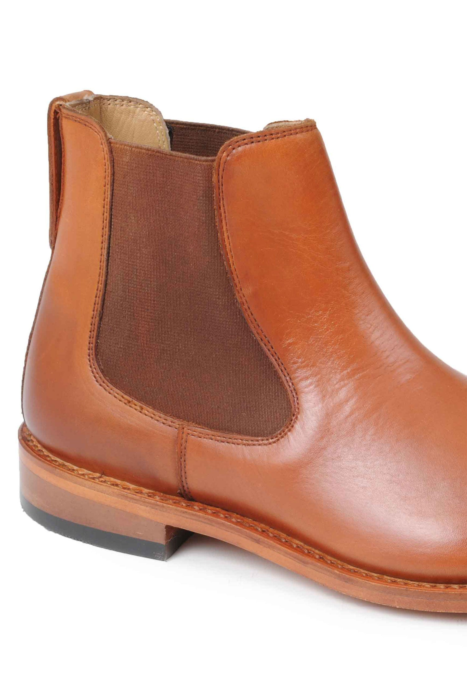 043c3cabfa9 Catesby Tan All Leather Dealer Boot – Hollands Country Clothing