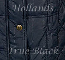 c0d8419f9f58b Black,. Jack Murphy Cecily Padded Coat - with sherpa Fleece lining colour  black Jack Murphy ...