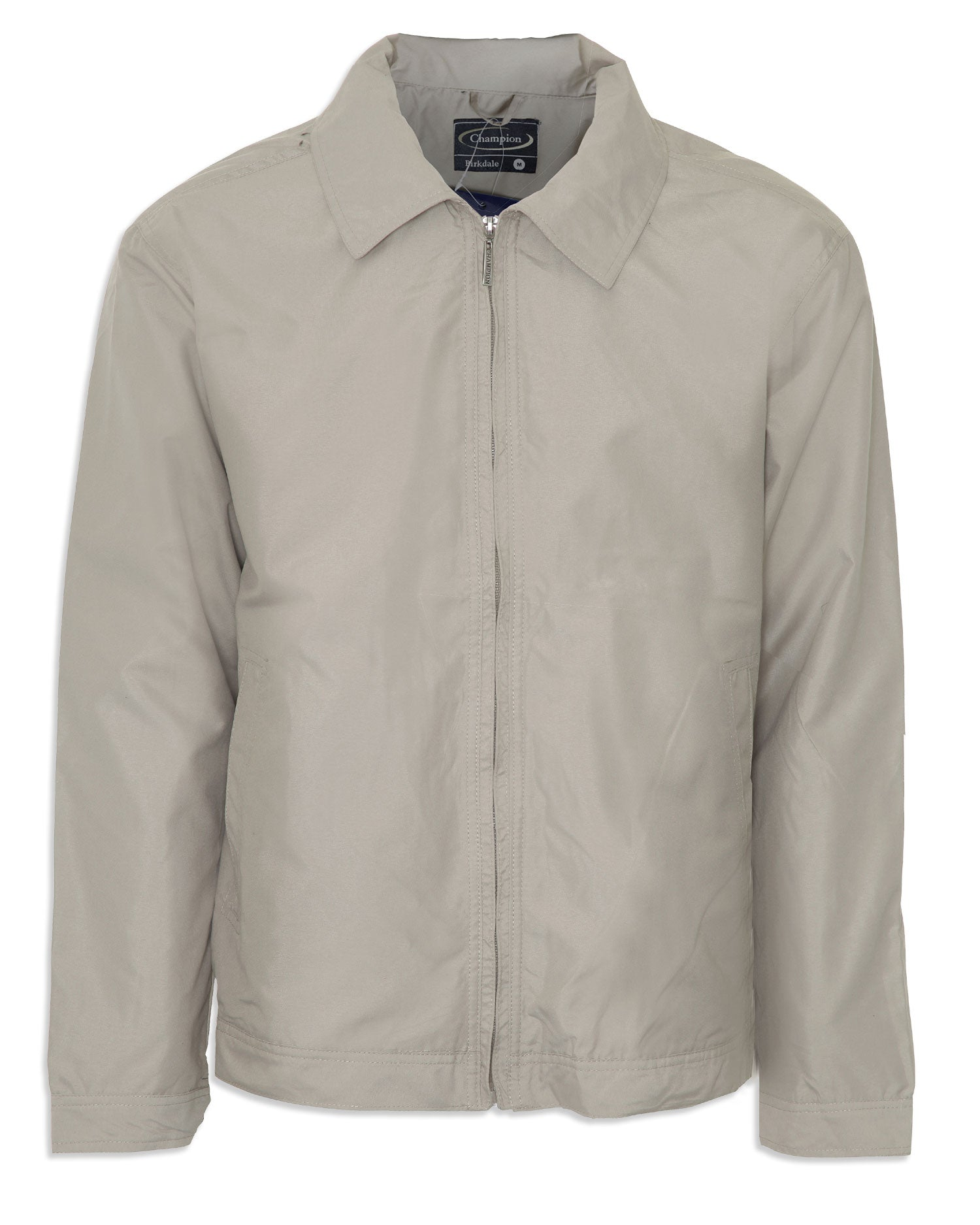 Birkdale jacket in stone colour for summer