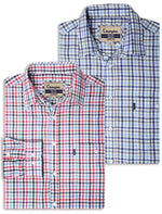 Champion Lyndhurst Check Shirt