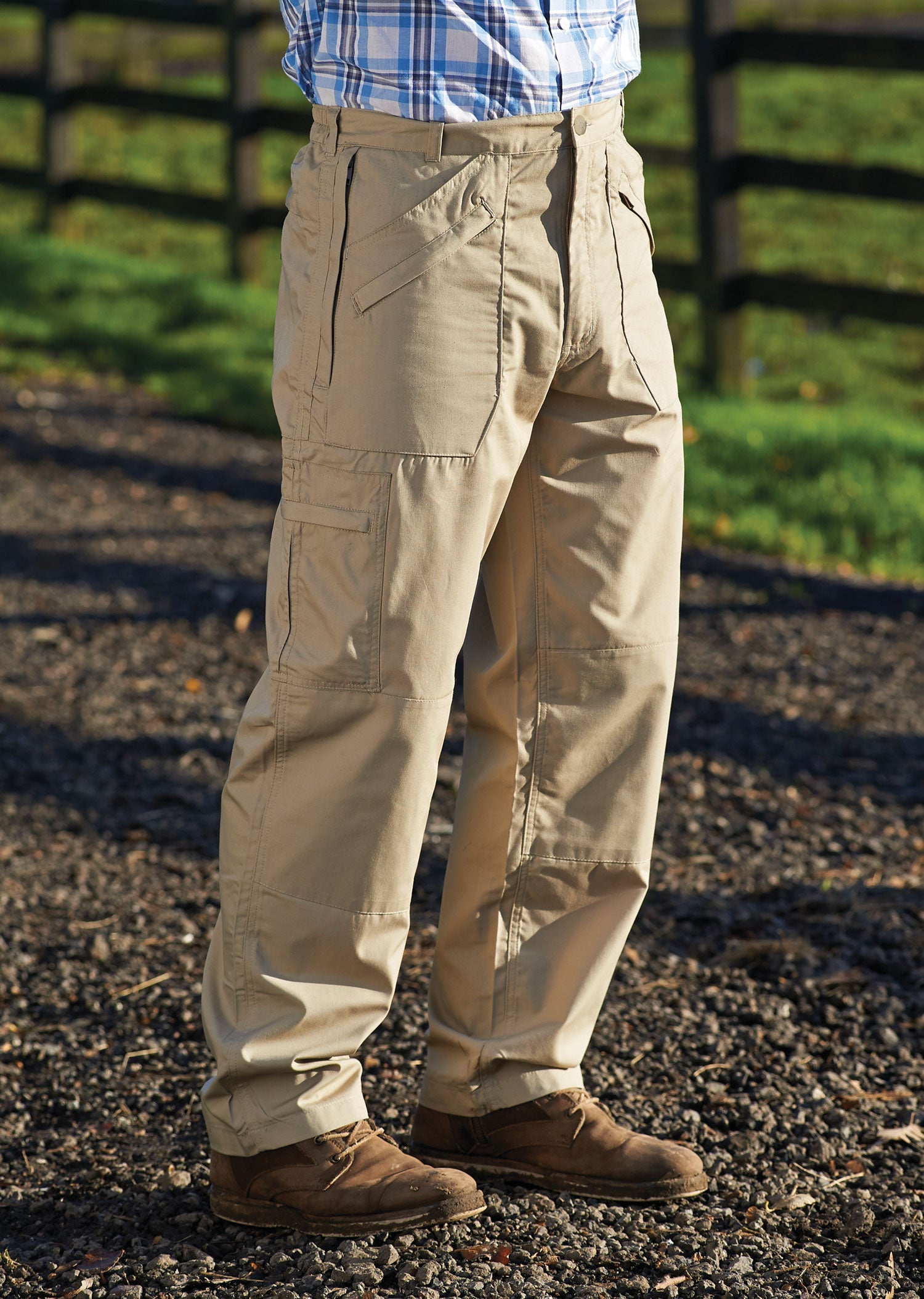 stone Champion Men's Multi Pocket Activity Trousers
