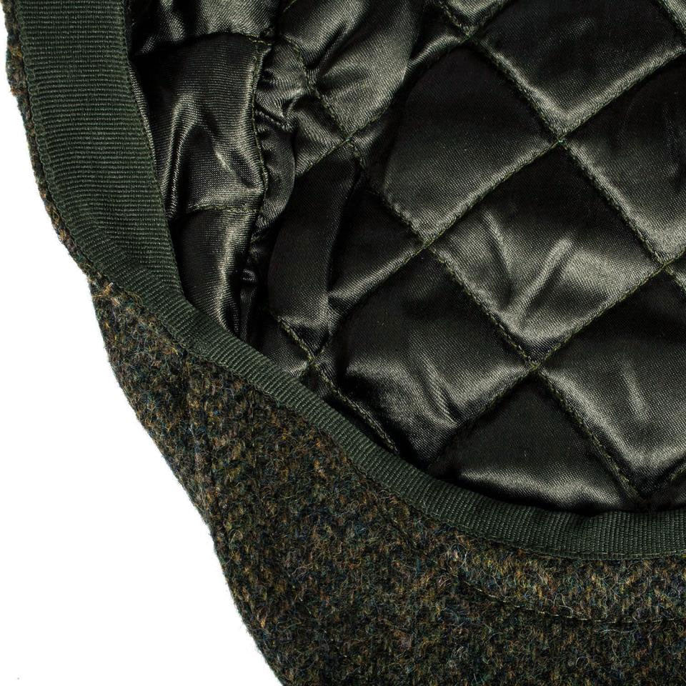 interior quilted lininf