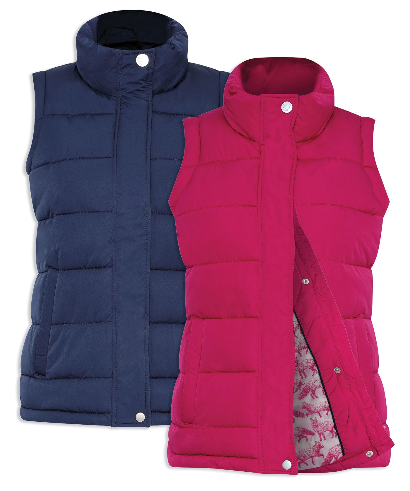 Champion Vermont Ladies Quilted Gilet