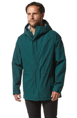 Mountain Green Corran Gore-Tex Waterproof Jacket by Craghoppers