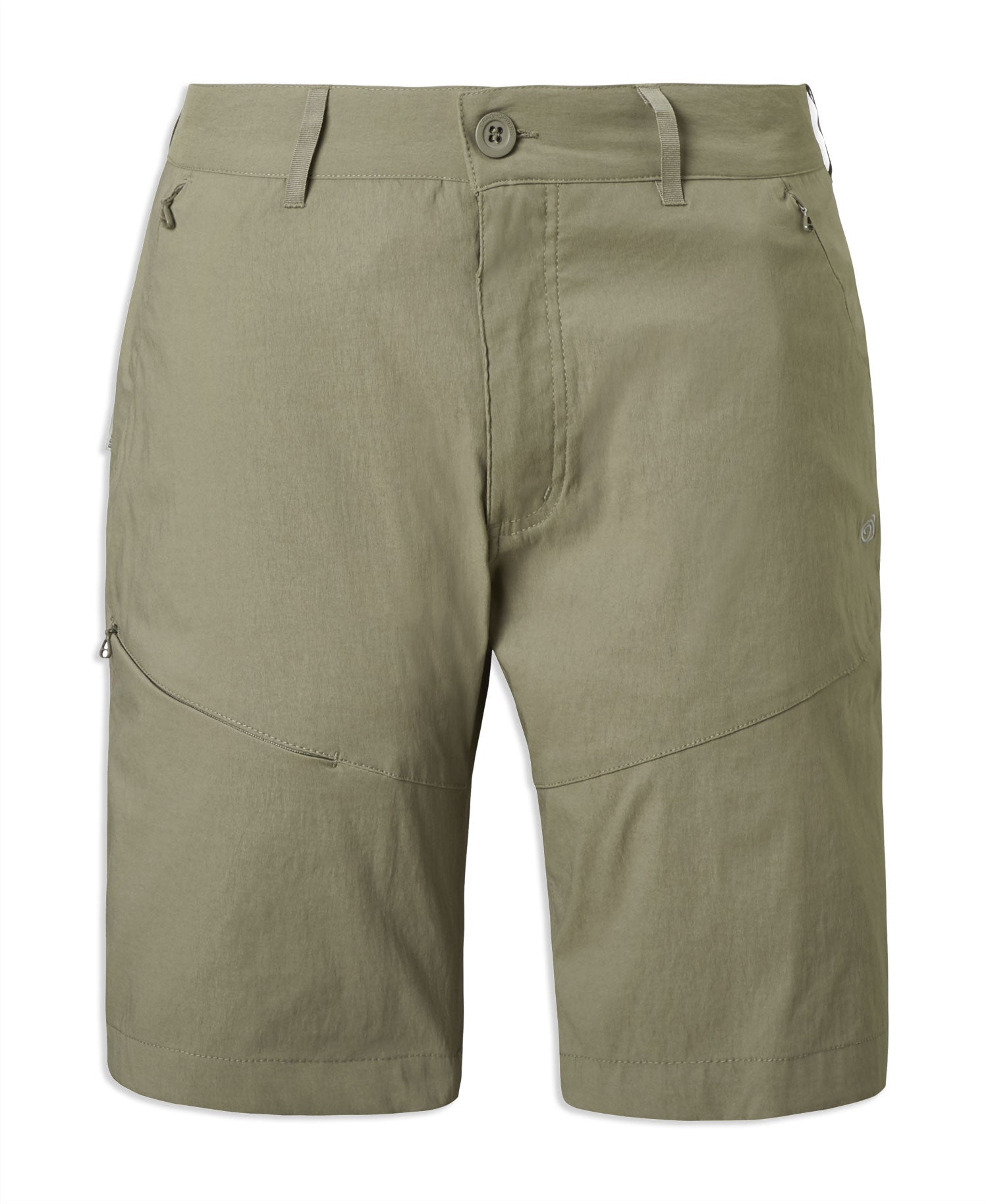 Pebble Craghoppers Kiwi Pro Shorts with stretch