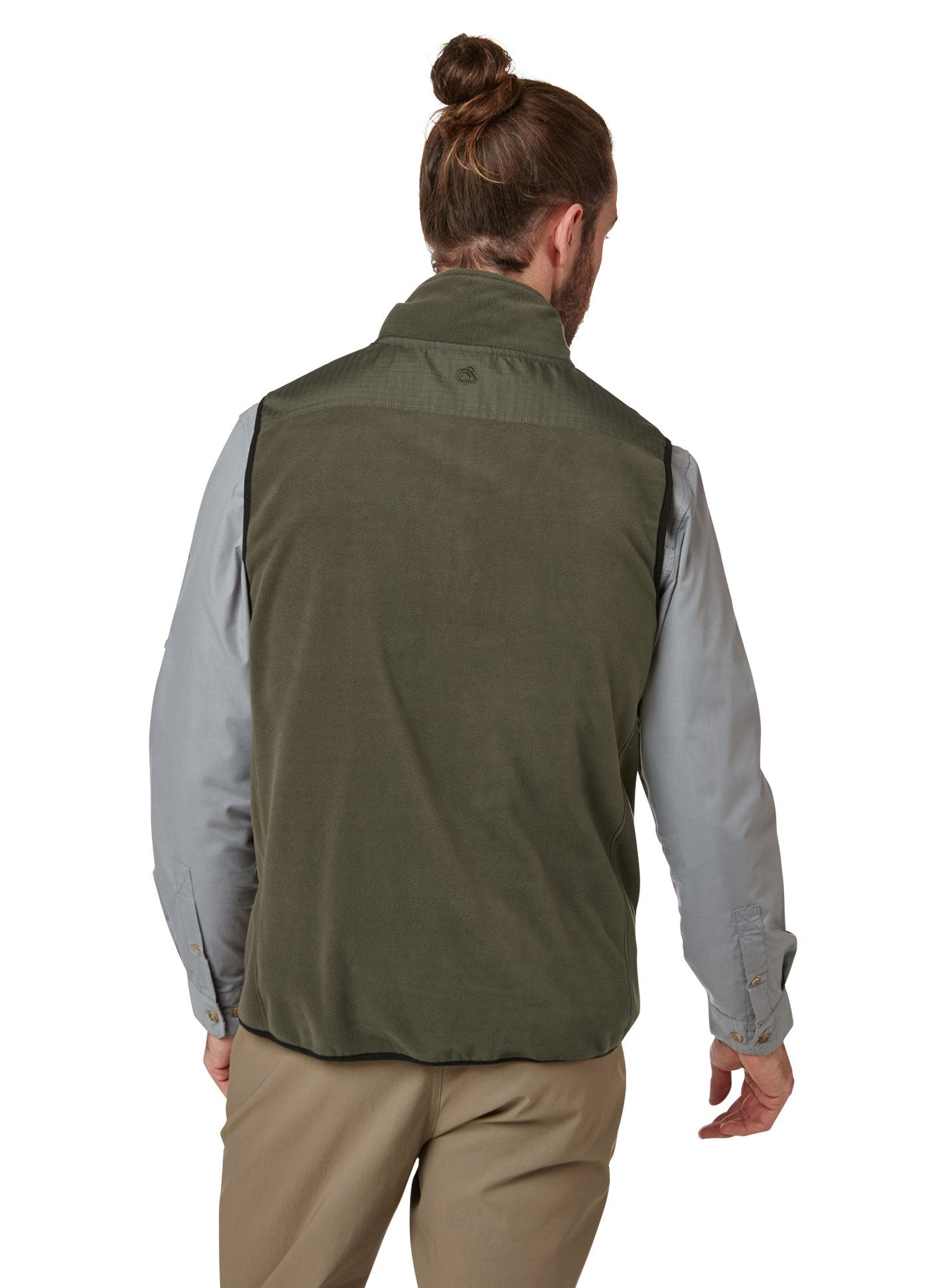 Craghoppers Dillon Micro Fleece Gilet