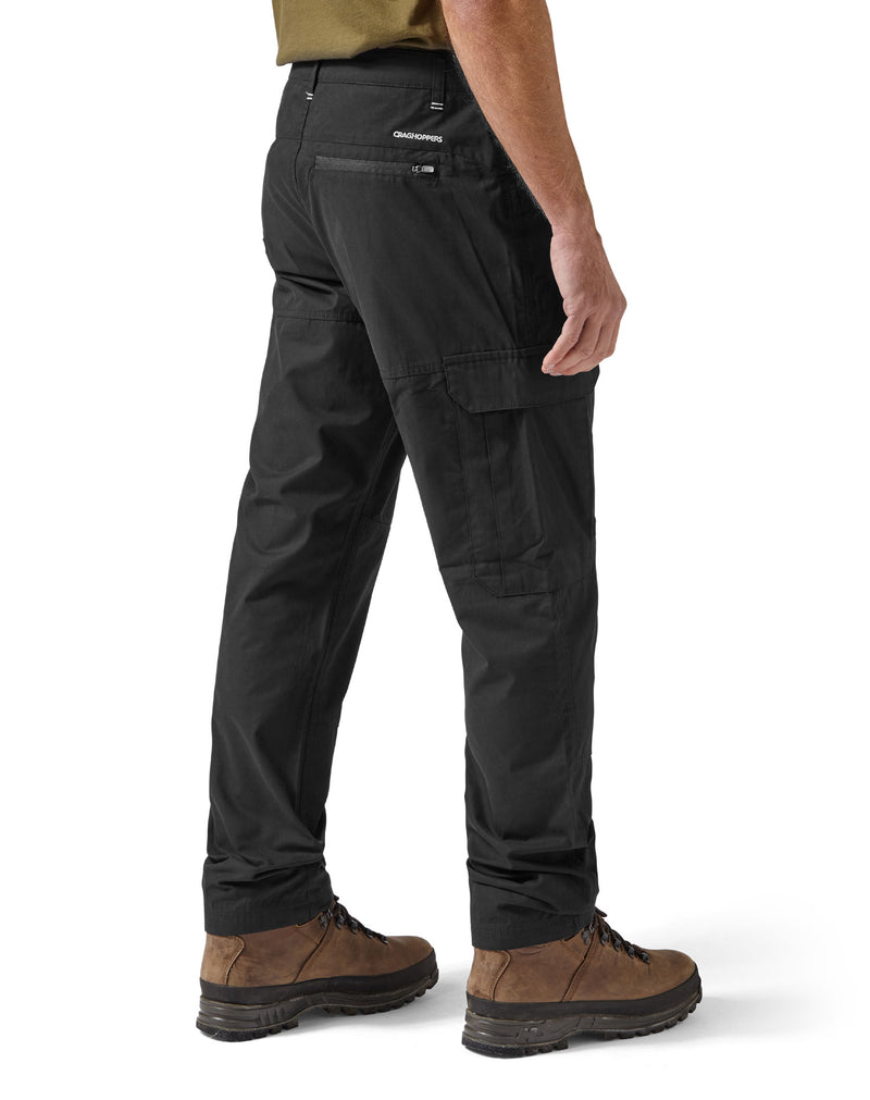 rear side view Craghoppers Traverse Trousers