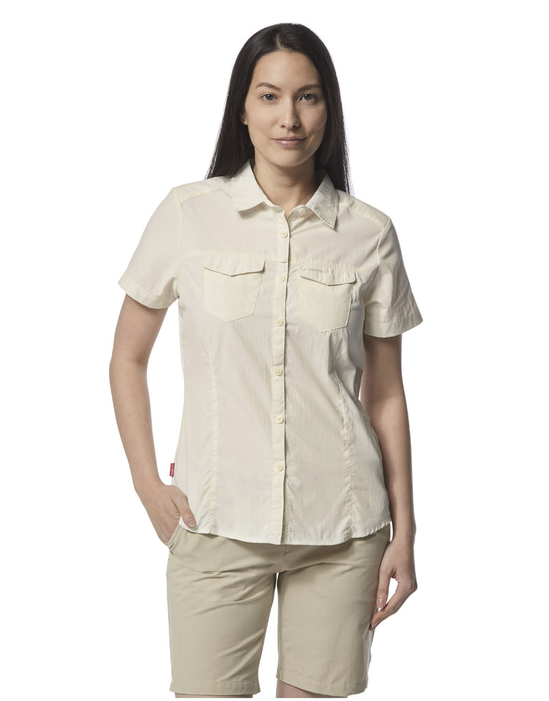 Ladies Adventure Short Sleeve Shirt II by Craghoppers