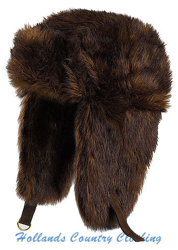 Jack Murphy Crosshaven Faux Fur Trapper Hat