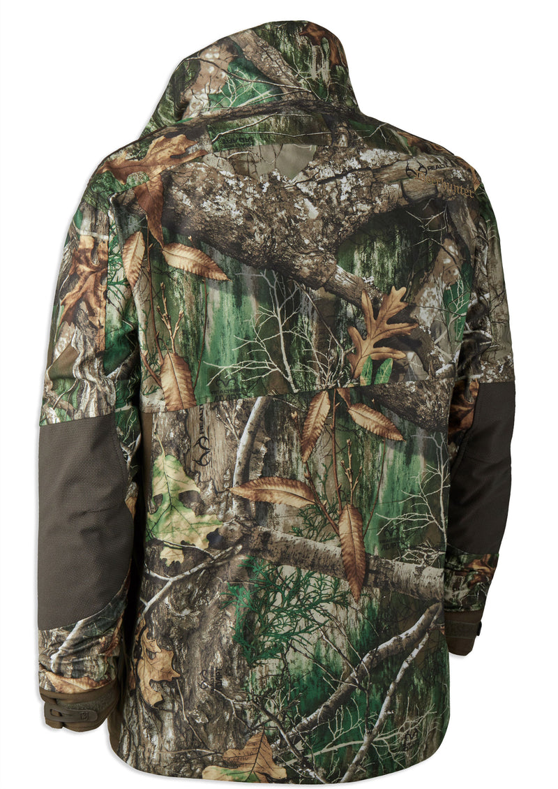 rear view Deerhunter Cumberland PRO Jacket | Realtree Adapt Camo
