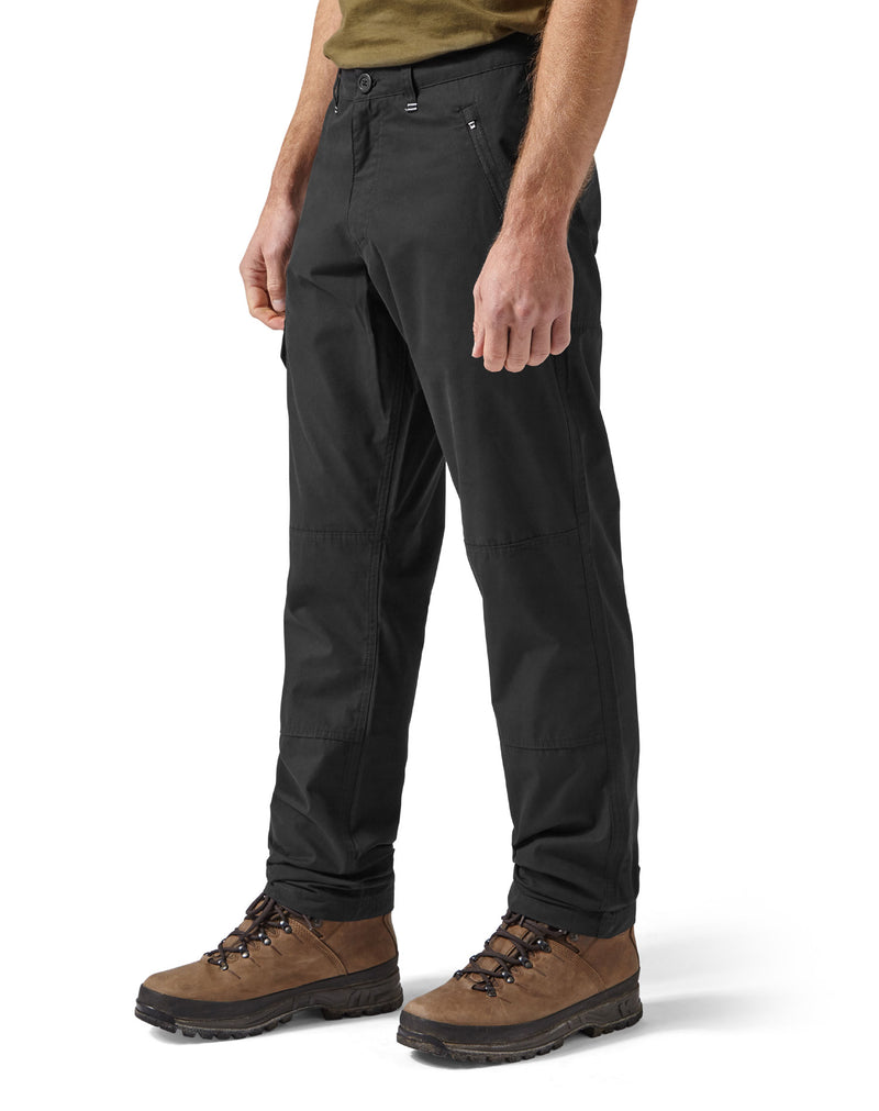 Walking in Craghoppers Traverse Trousers