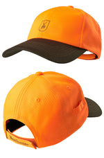 Deerhunter Bavaria Shield Cap |  Orange