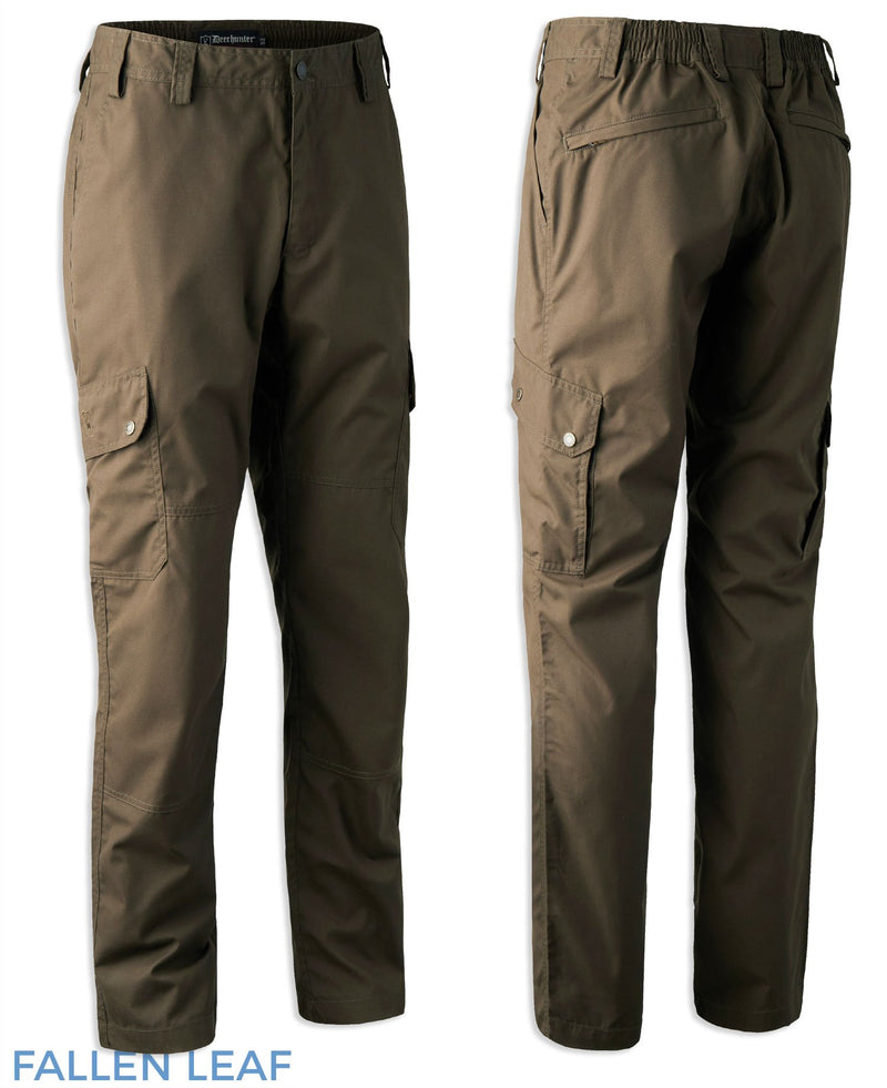 Deerhunter Lofoten Trousers | Fallen Leaf
