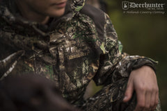close up Deerhunter Lady Christine Jacket | Adapt Camouflage