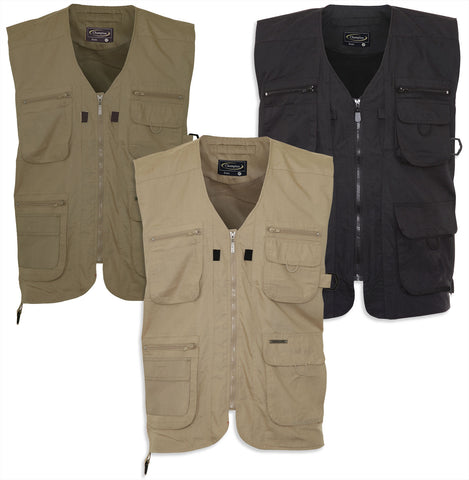 Dale (Mark II) Lightweight Multi-Pocket Bodywarmer/Vest