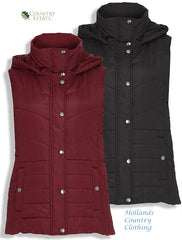 Champion Danehill Ladies Hooded Gilet
