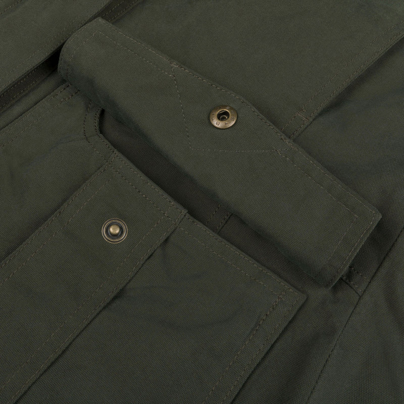 Large Pocket with Flap