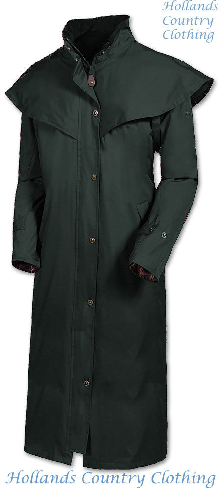 live Target Dry Outback 2 Full Length Long Waterproof Coat.