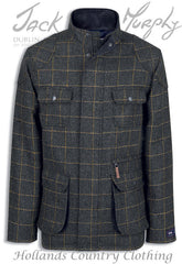 contry green Jack Murphy Davin Tweed Jacket