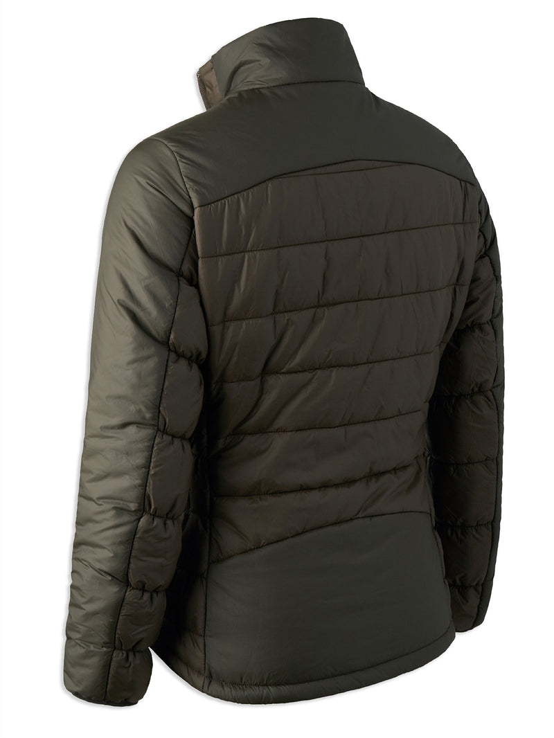 rear view Deerhunter Lady Christine Quilted Jacket