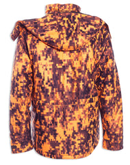 bacj hood Deerhunter Recon Artic Jacket | Winter Hunting | Flaming Blaze