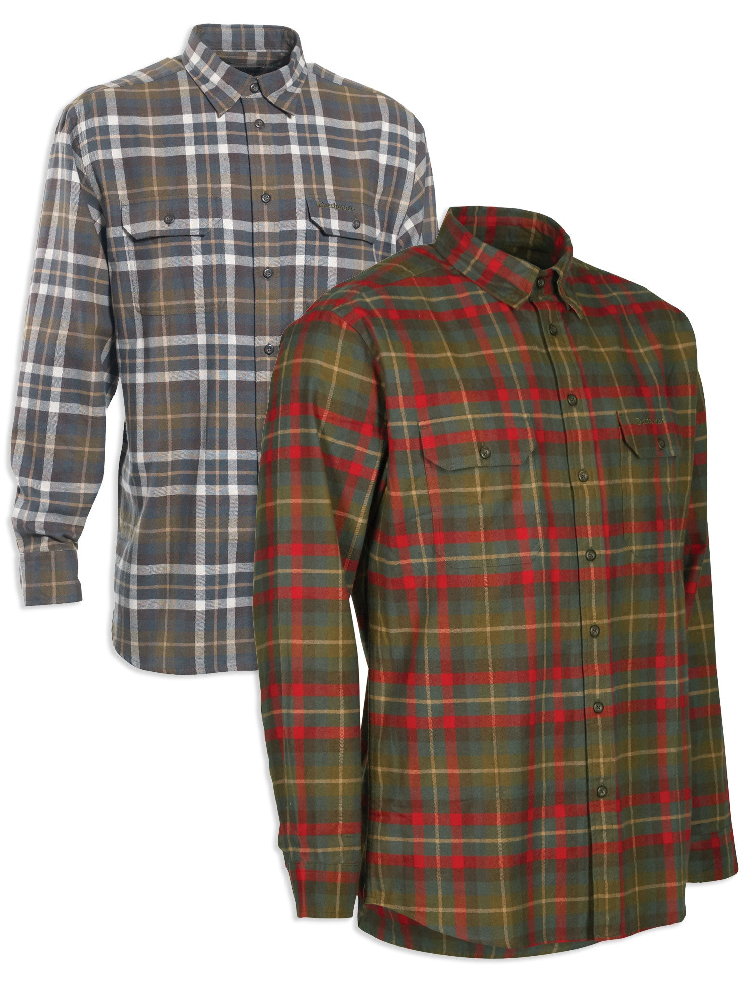 Deerhunter Marlon Check Shirt tartan shirt
