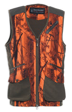 Deerhunter Cumberland PRO Waistcoat in innovation blaze orange for hunters