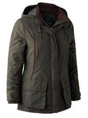 green graphite Deerhunter Lady Josephine Jacket