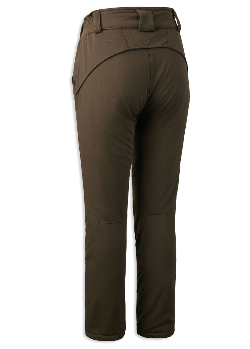rear view Lady Mary Waterproof Trousers by Deerhunter