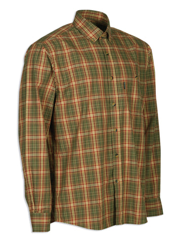 Deerhunter Mitchell Tartan Shirt red check