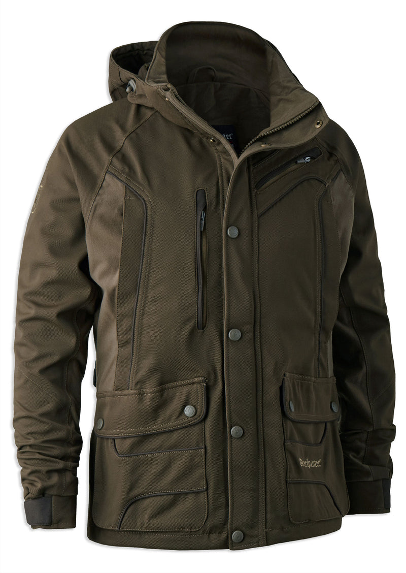 Deerhunter Light Muflon Jacket shooting coat