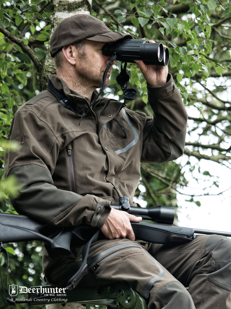 Cumberland waterproof shooting jacket deerhunter