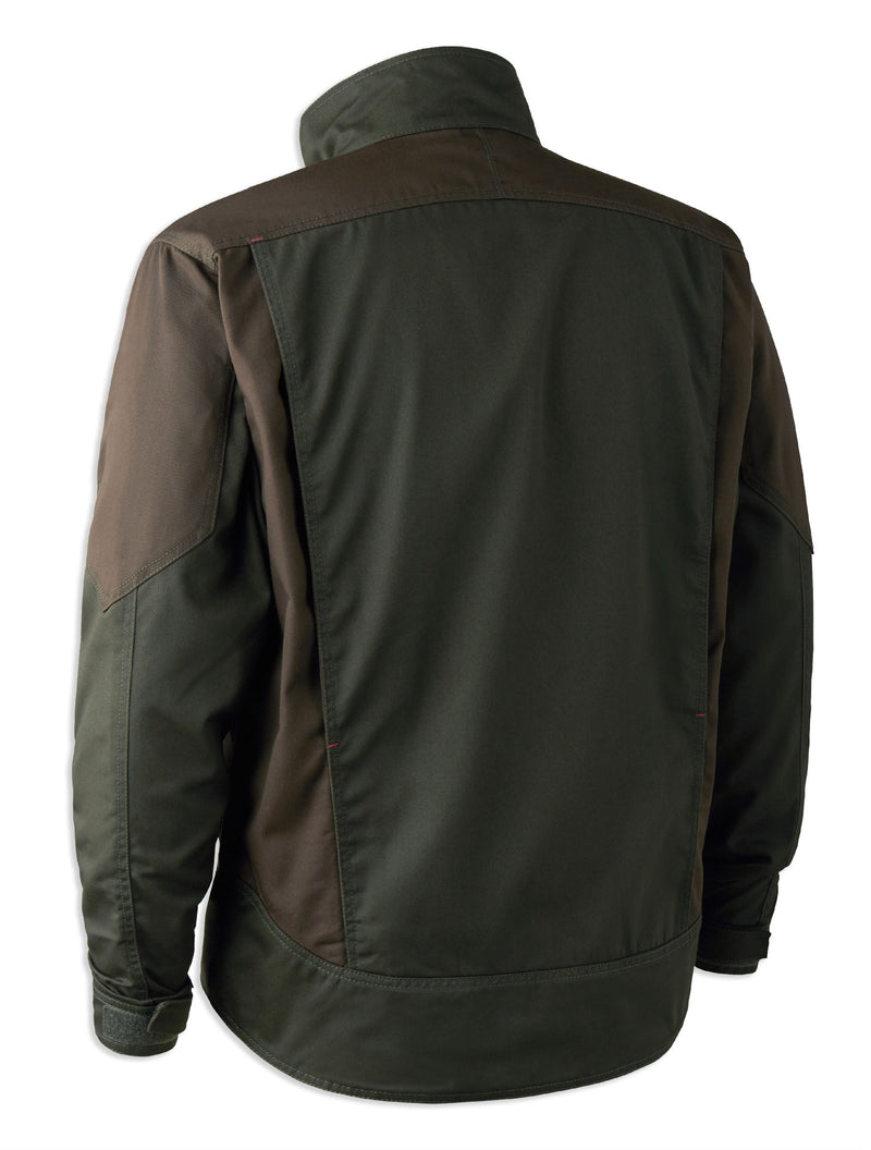 rear view Rogaland Jacket by Deerhunter