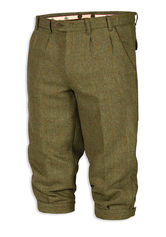 Moorland Dried Herb Shooting Breeks by Deerhunter