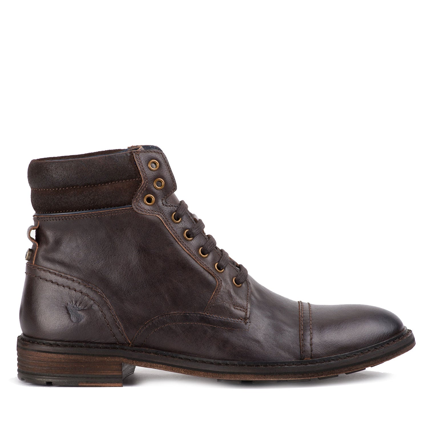 Goodwin Smith Denver Derby Boot | Brown